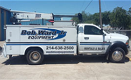 Bob Ward Jr. Equipment Co.